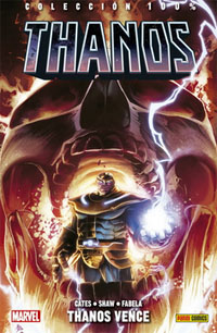 100% Marvel - Thanos # 03