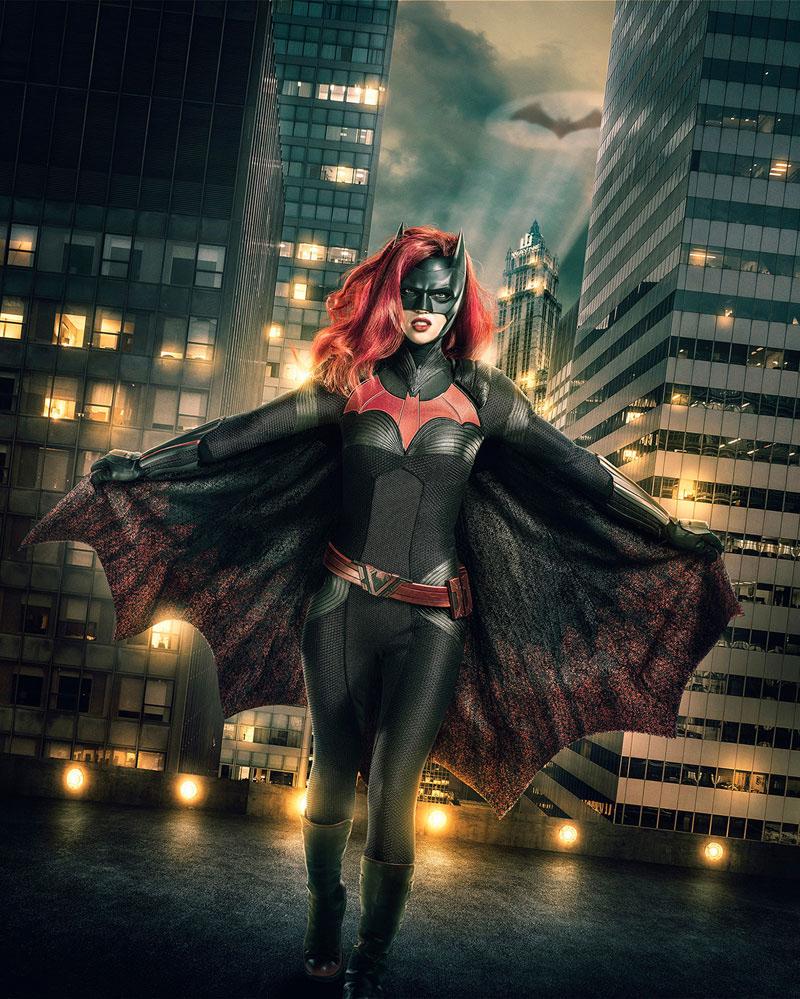 Primera imagen de Batwoman