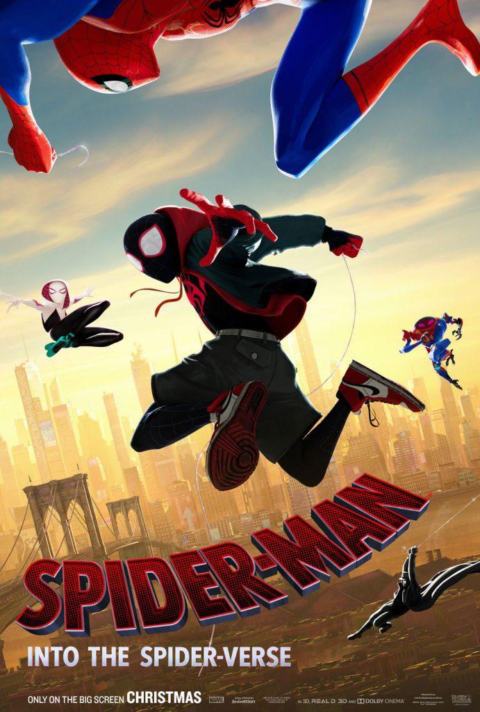 Póster de Spider-Man: Into The Spider-Verse