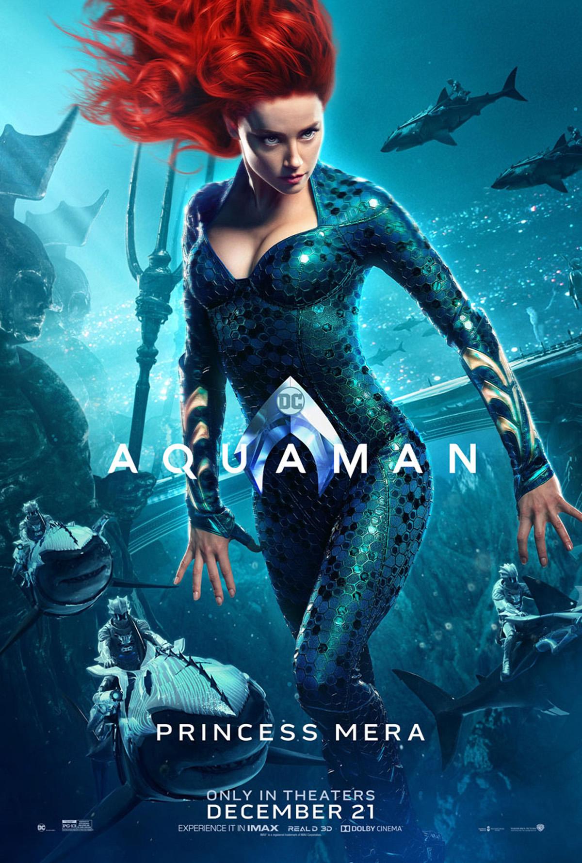 Póster de Aquaman