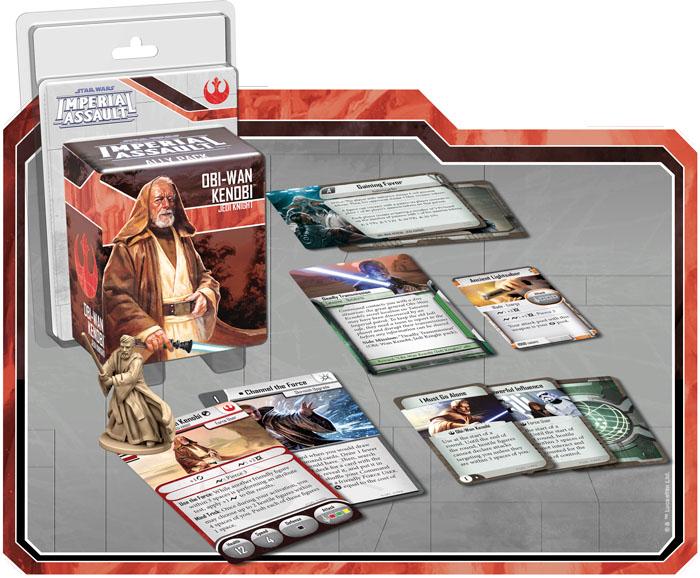 Obi-Wan Kenobi en Imperial Assault