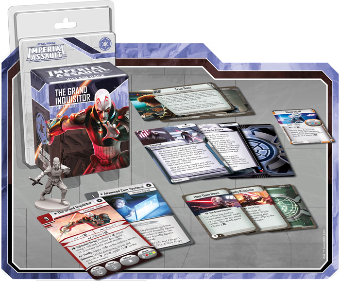 El Gran Inquisidor en Imperial Assault