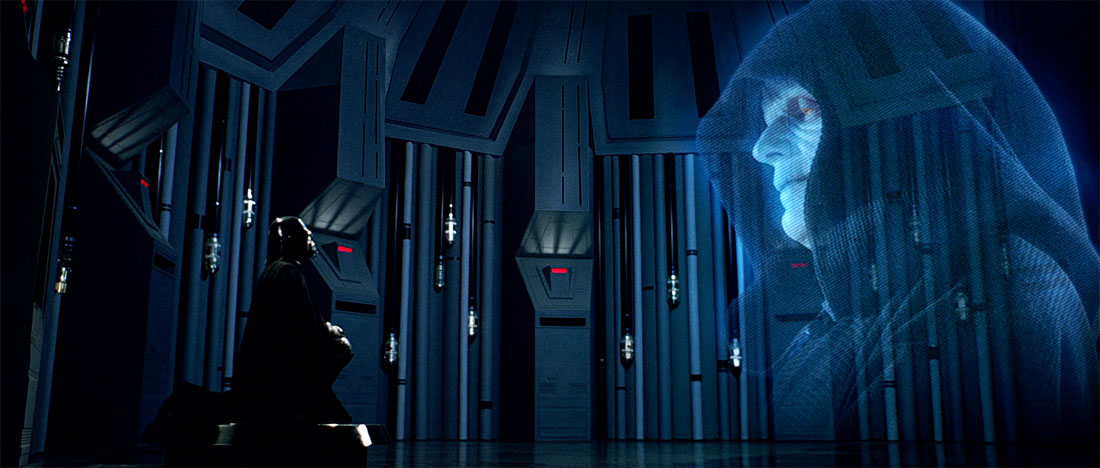 Palpatine llega a Imperial Assault