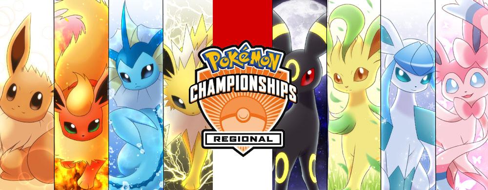 Pokémon TCG - Torneo Regional