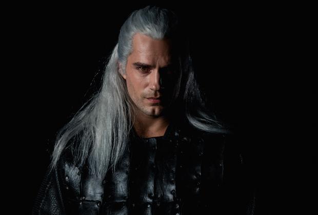 Primera imagen de Henry Cavill como Geralt de Rivia en The Witcher