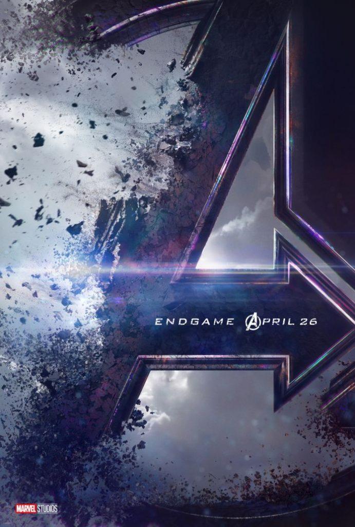 Primer póster de Avengers: Endgame