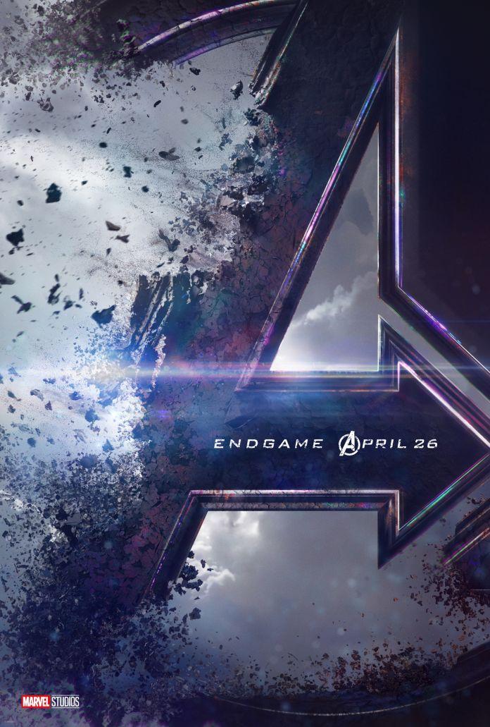 Primer póster de Vengadores: Endgame