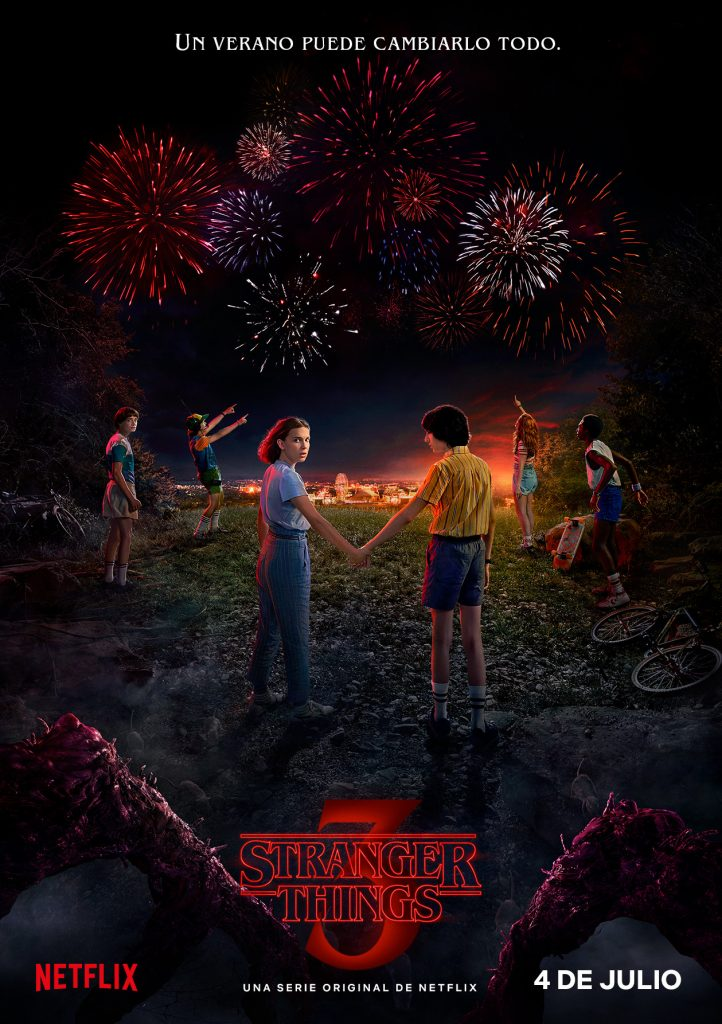 Póster de Stranger Things: Temporada 3
