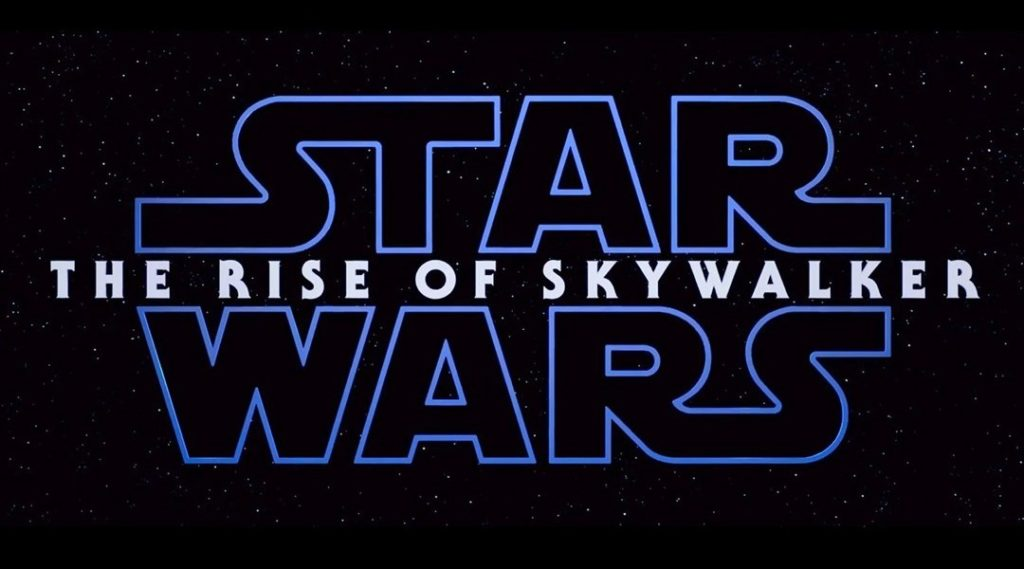 Logo de Star Wars: The Rise of Skywalker