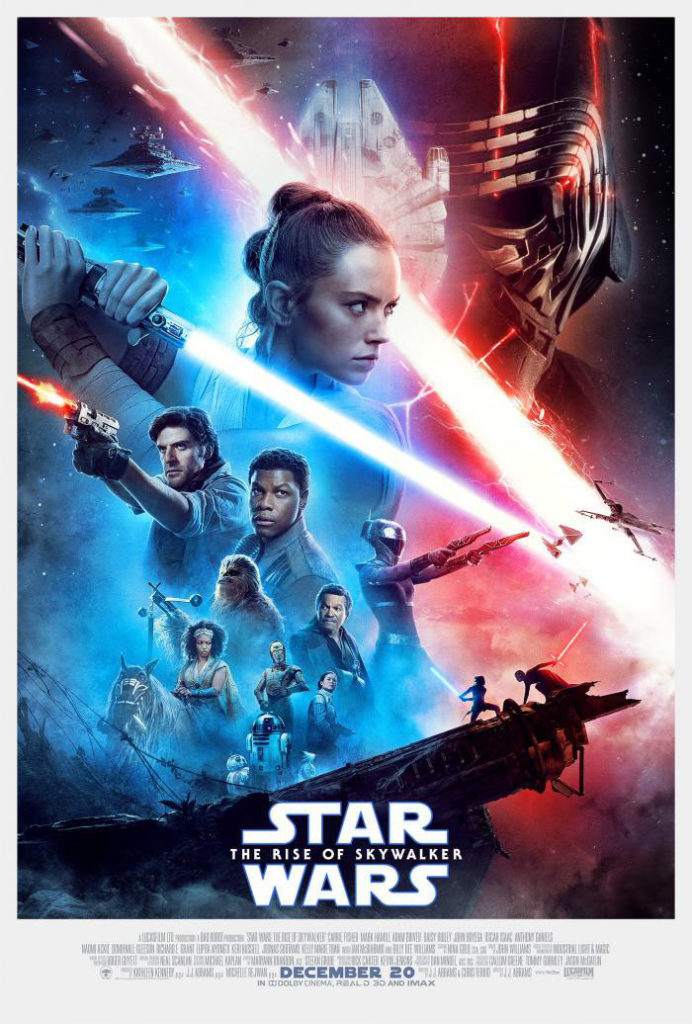 Póster de Star Wars: The Rise of Skywalker