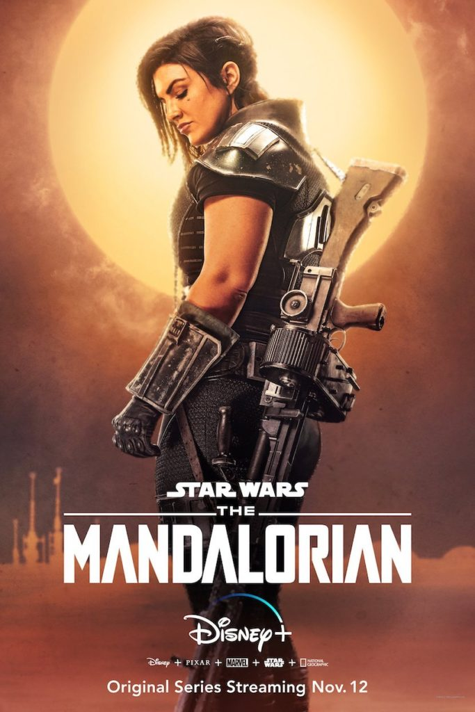 Póster de The Mandalorian