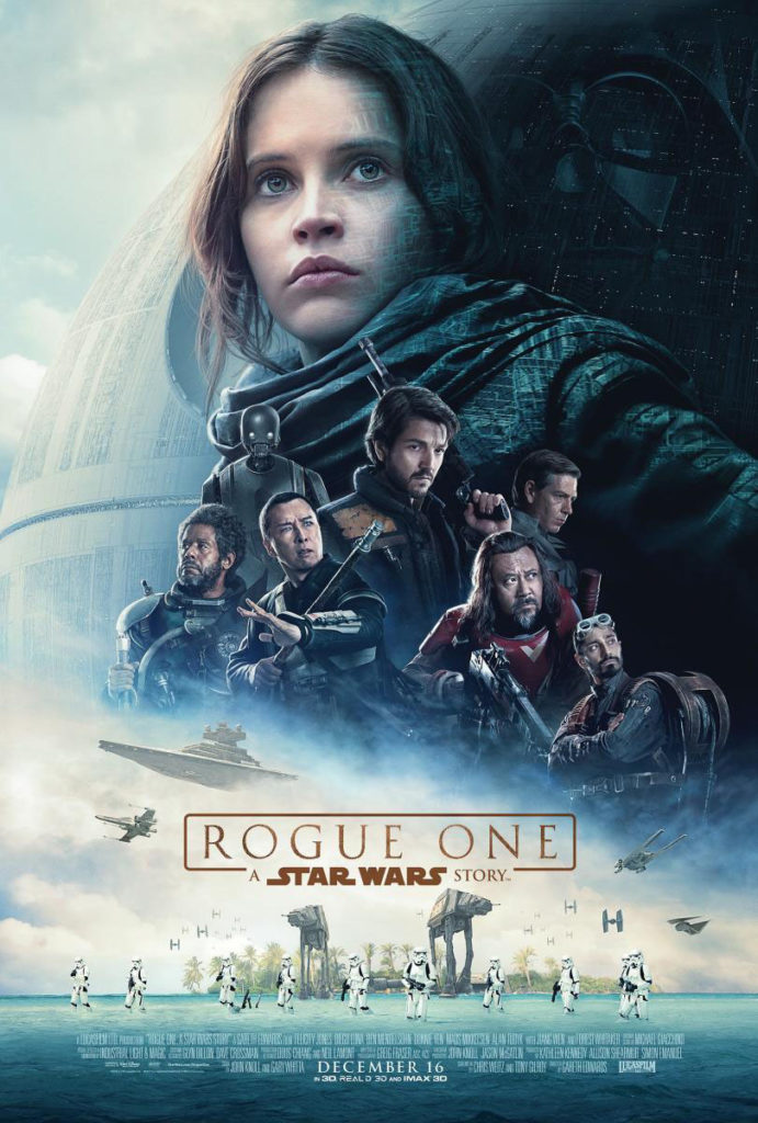 Póster de Rogue One: Una Historia de Star Wars