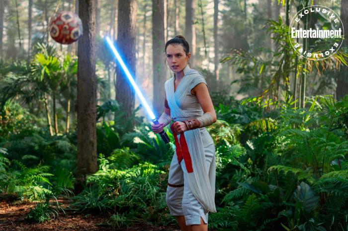 Nueva imagen de Star Wars: The Rise of Skywalker publicada por Entertainment Weekly