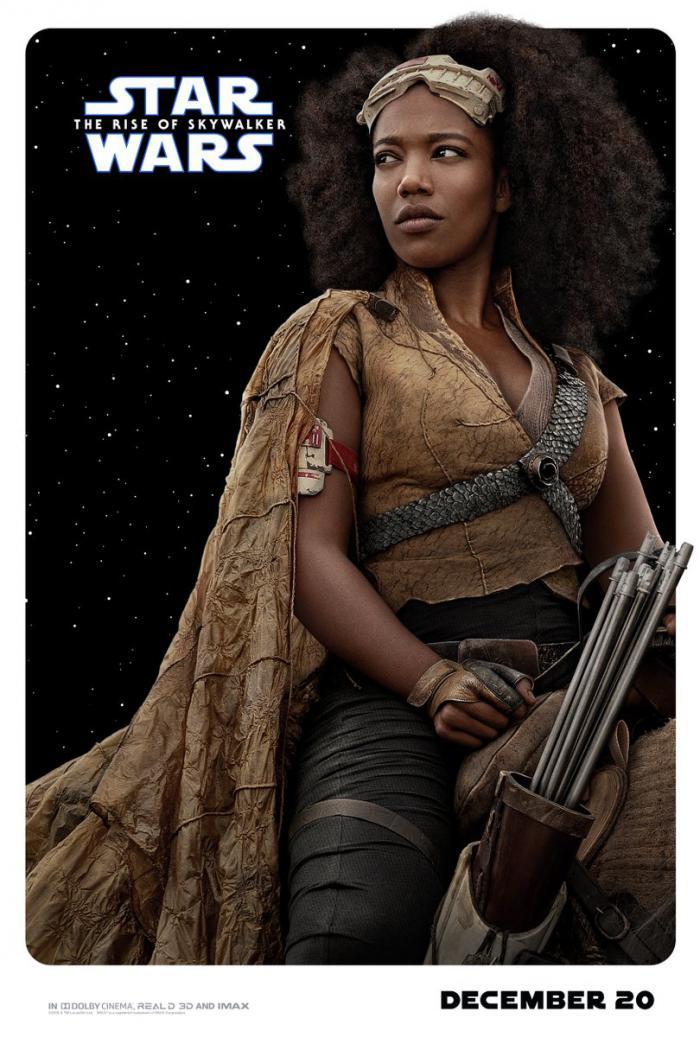 Póster de Star Wars: The Rise of Skywalker