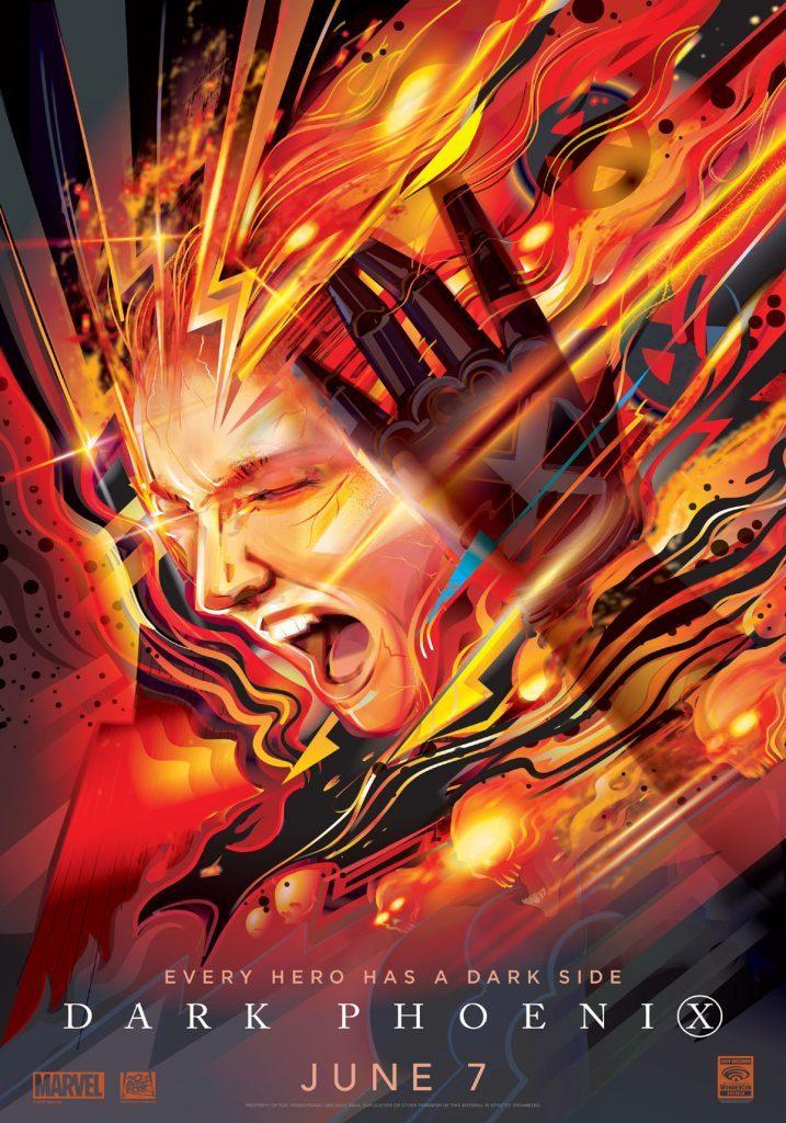 Póster de X-Men: Dark Phoenix