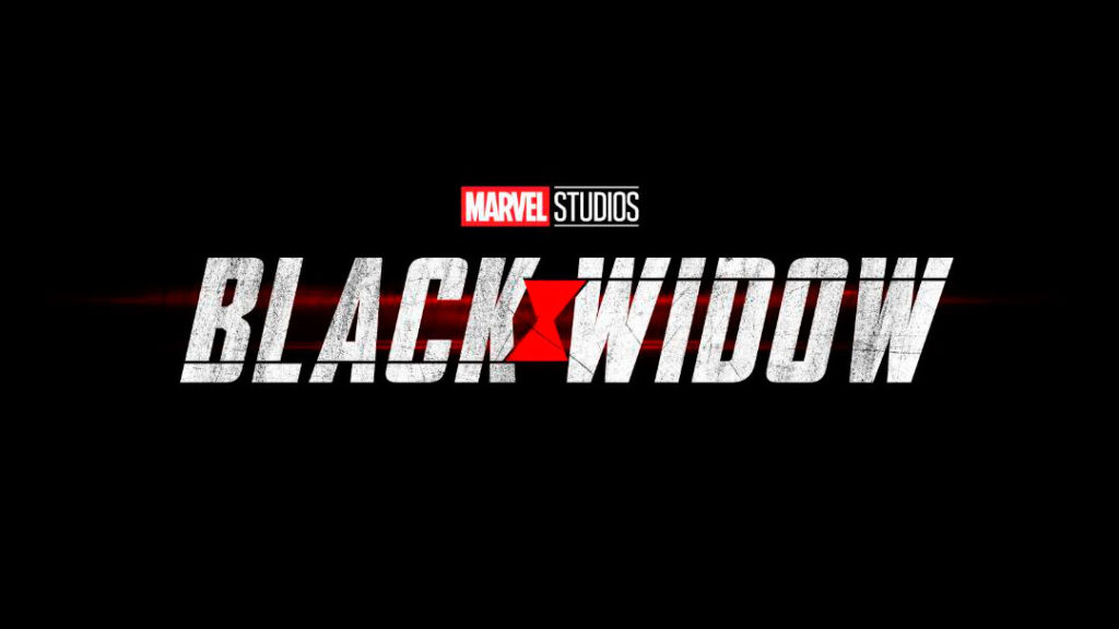 Logo de Black Widow