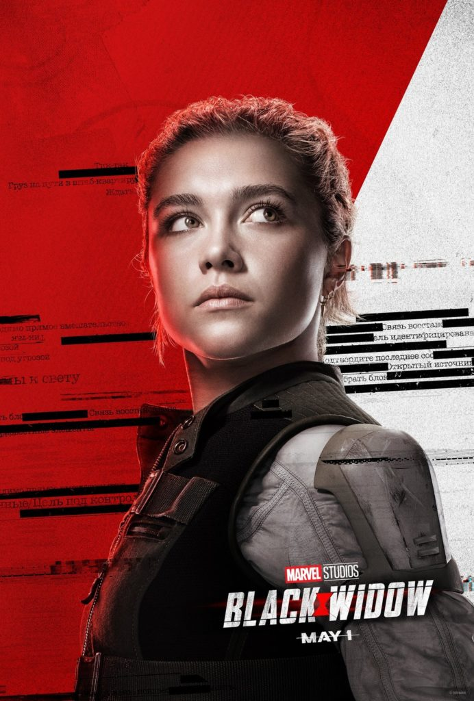 Póster de Black Widow