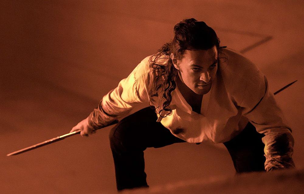 Jason Momoa (Duncan Idaho) en Dune de Denis Villeneuve