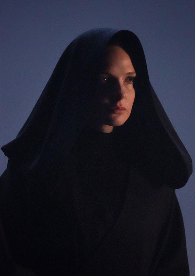 Rebecca Ferguson (Lady Jessica) en Dune de Denis Villeneuve