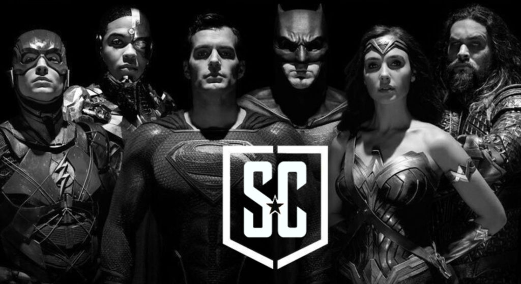 Snyder's Cut de Justice League