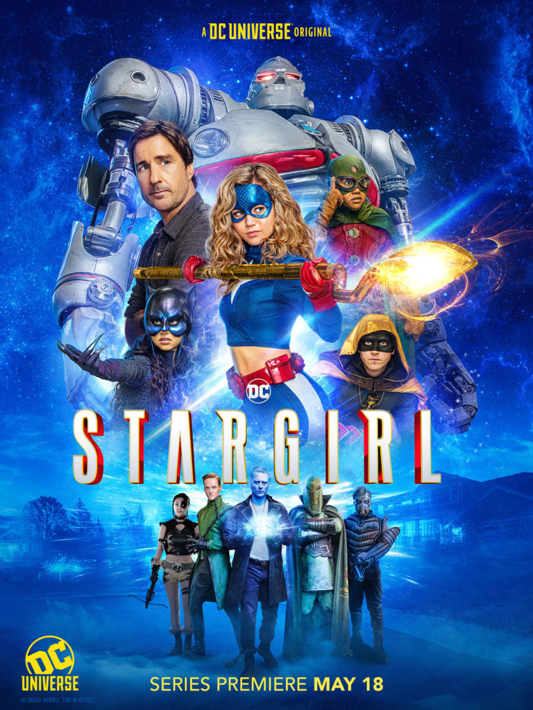 Póster de Stargirl