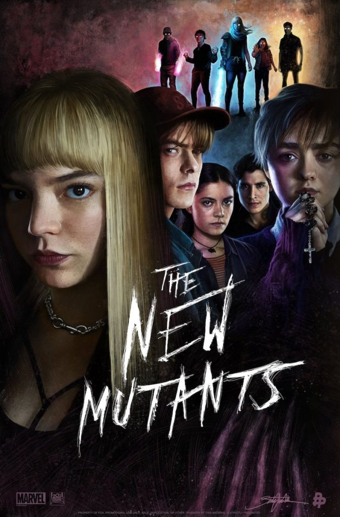 Póster de The New Mutants
