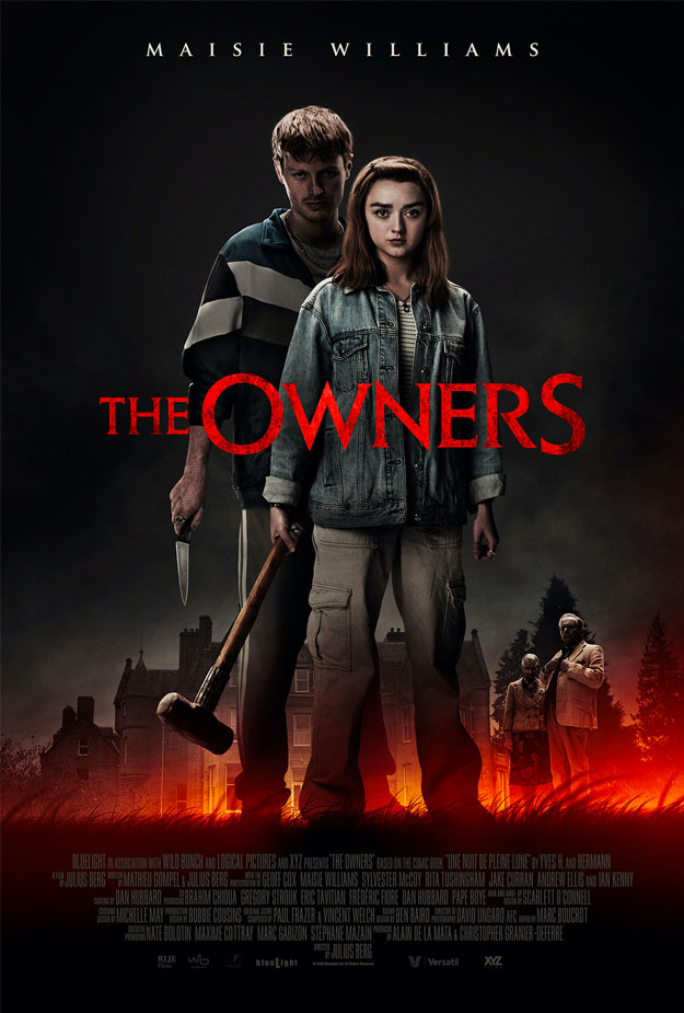 Póster de The Owners