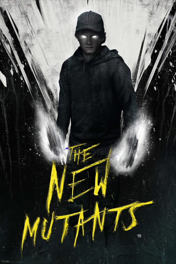 Bala de Cañón en The New Mutants