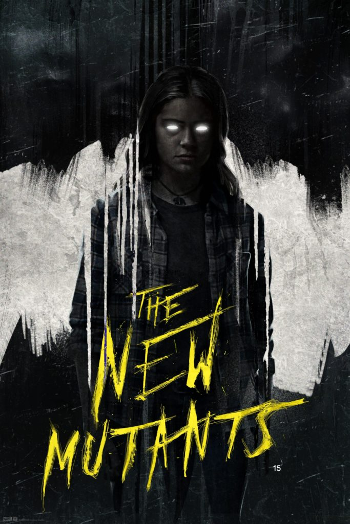 Danielle Moonstar en The New Mutants