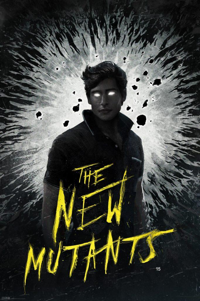 Mancha Solar en The New Mutants
