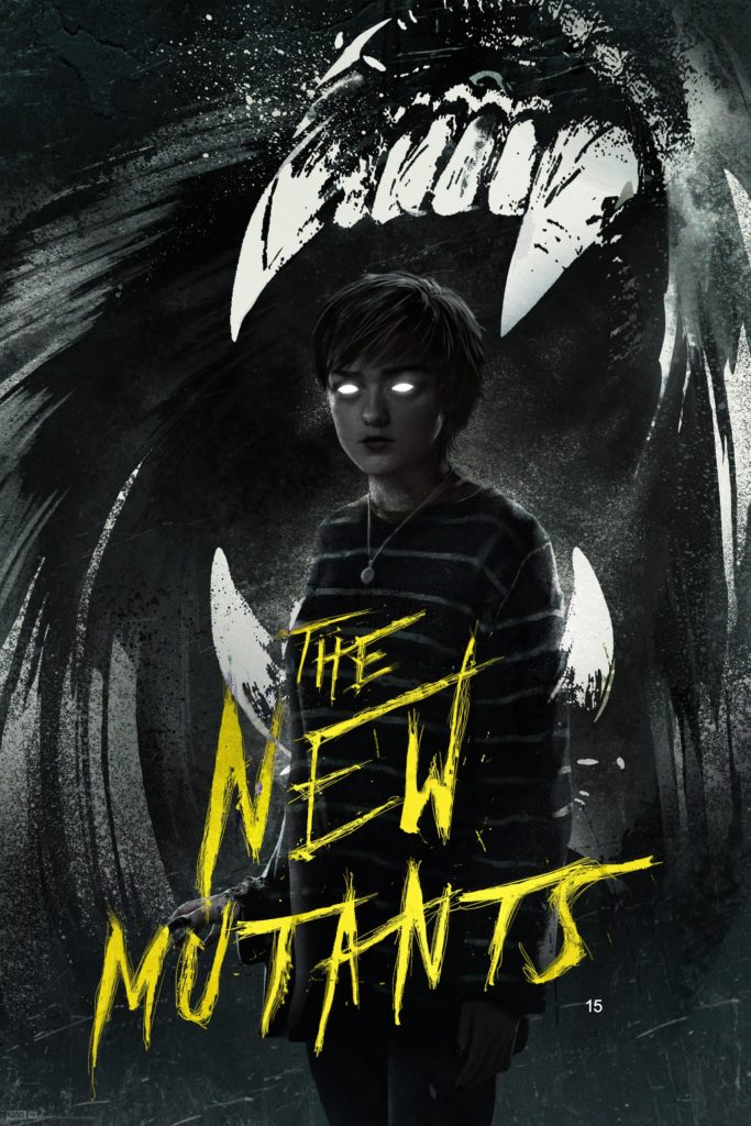 Rahne Sinclair en The New Mutants