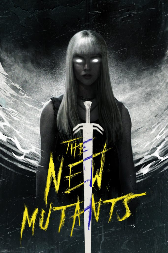 Magik en The New Mutants
