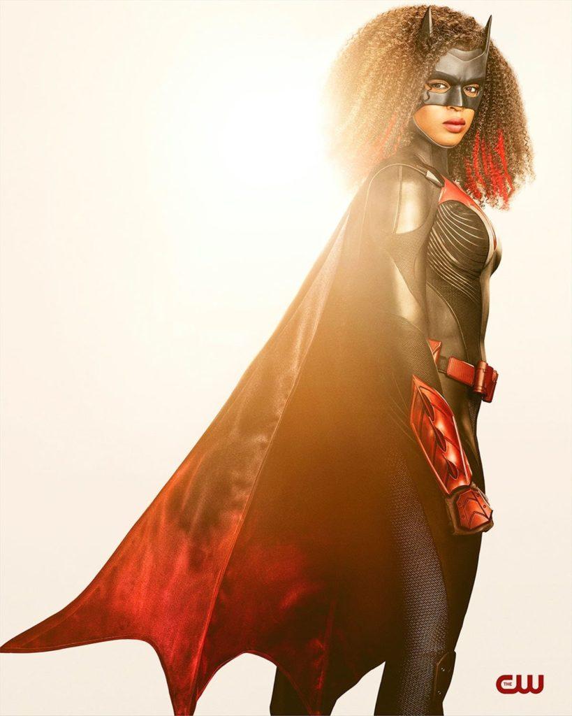 Javicia Leslie como Batwoman
