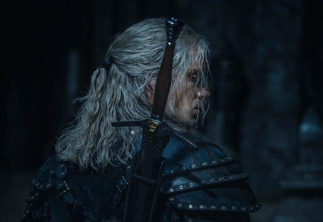 Primera imagen de Henry Cavill como Geralt de Rivia en la segunda temporada de The Witcher