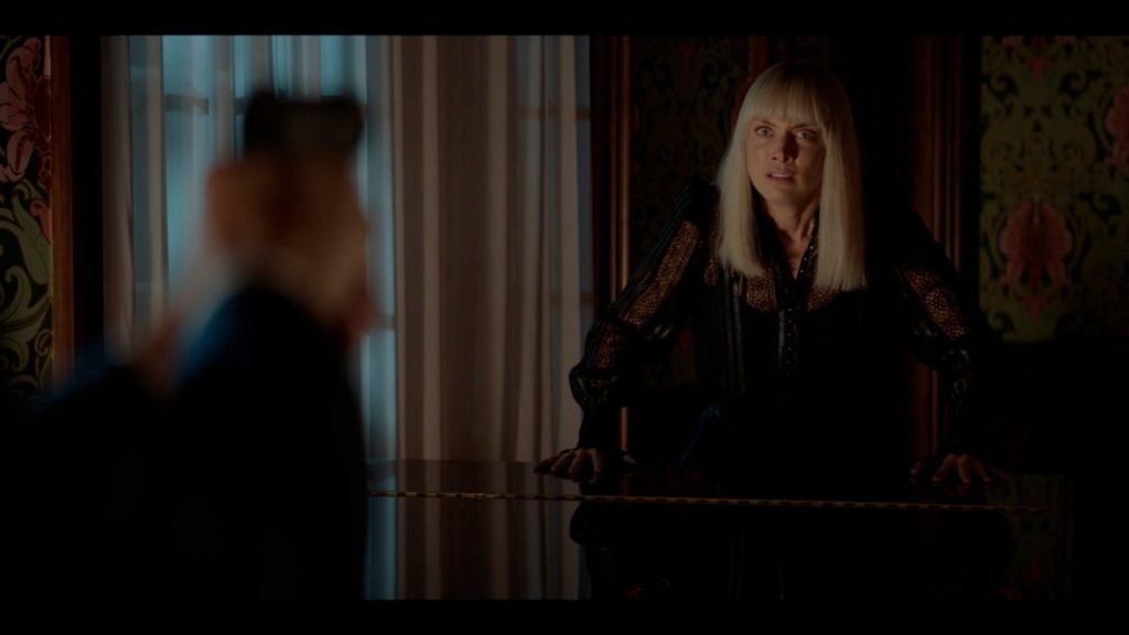 Alice (Rachel Skarsten) en la segunda temporada de Batwoman