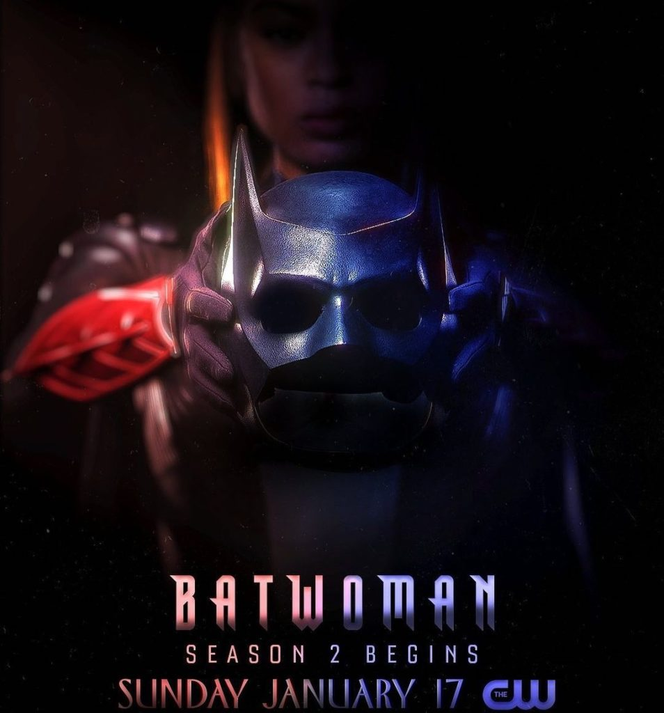 Póster de la segunda temporada de Batwoman
