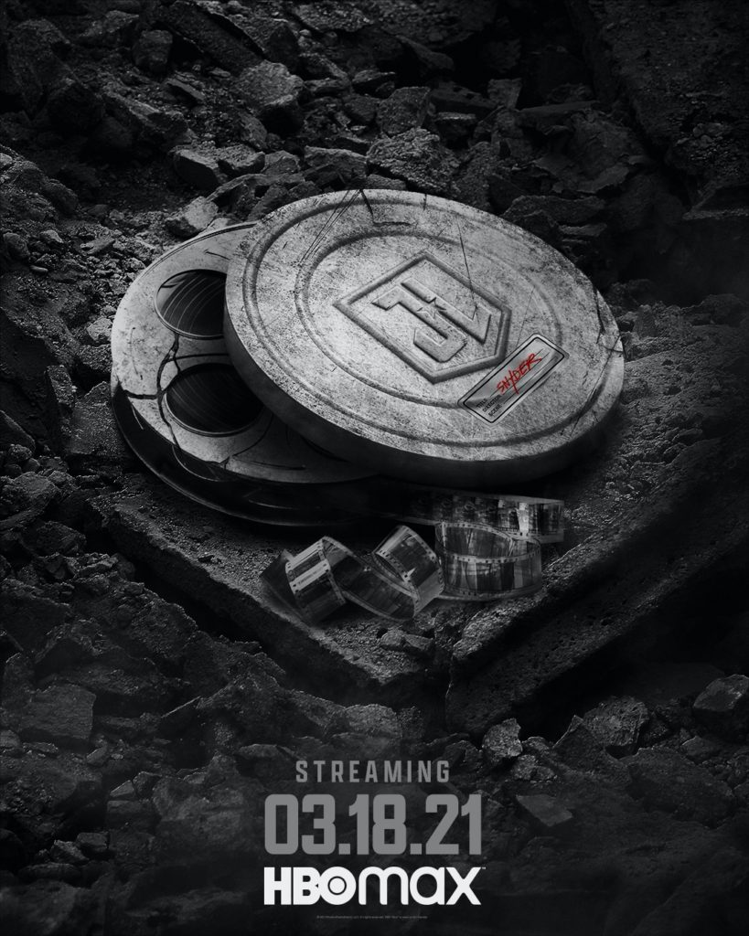 Imagen promocional de Zack Snyder's Justice League