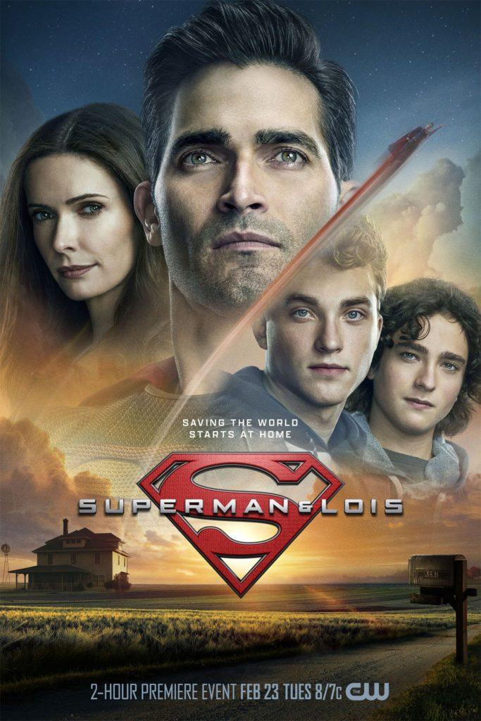 Primer póster de Superman & Lois
