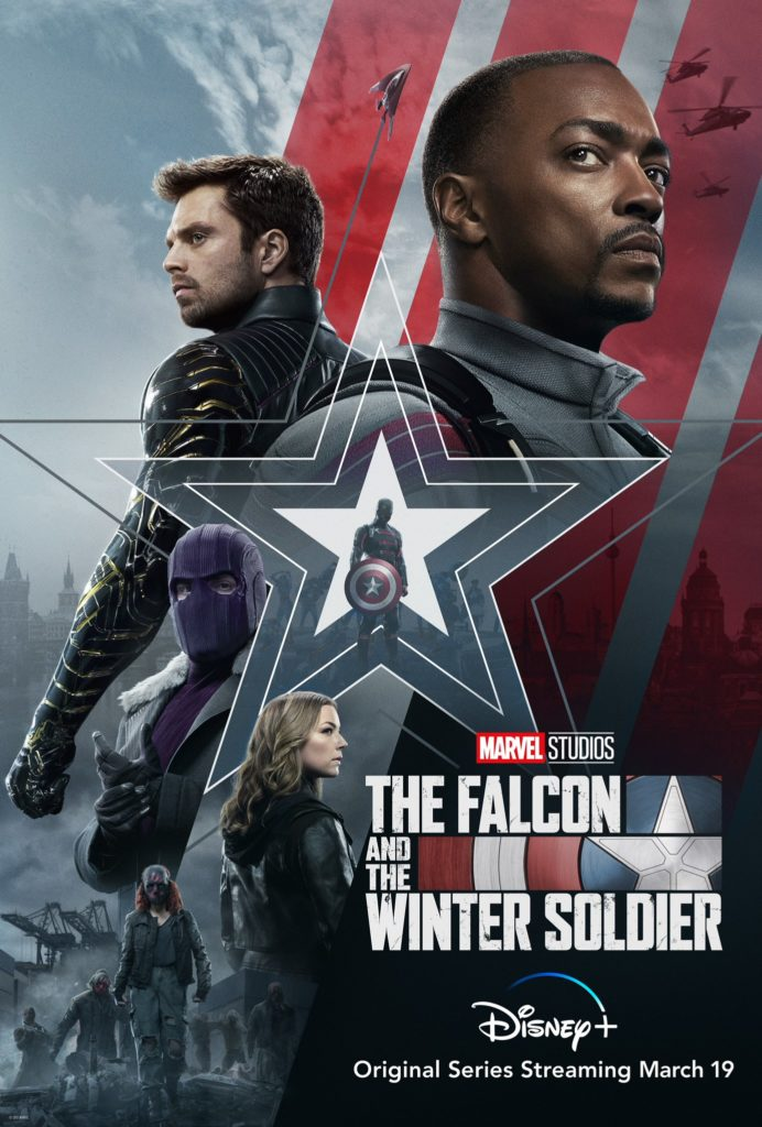 Póster de The Falcon and The Winter Soldier
