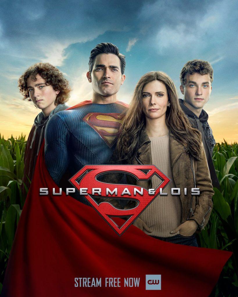 Póster de Superman & Lois