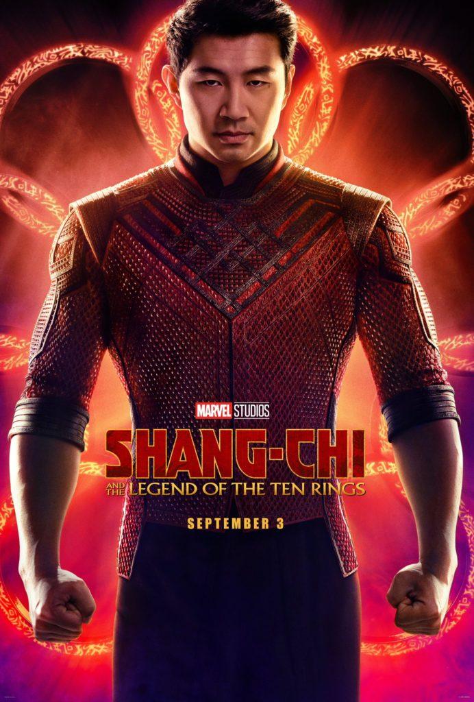 Primer póster de Shang-Chi y La Leyenda de los Diez Anillos