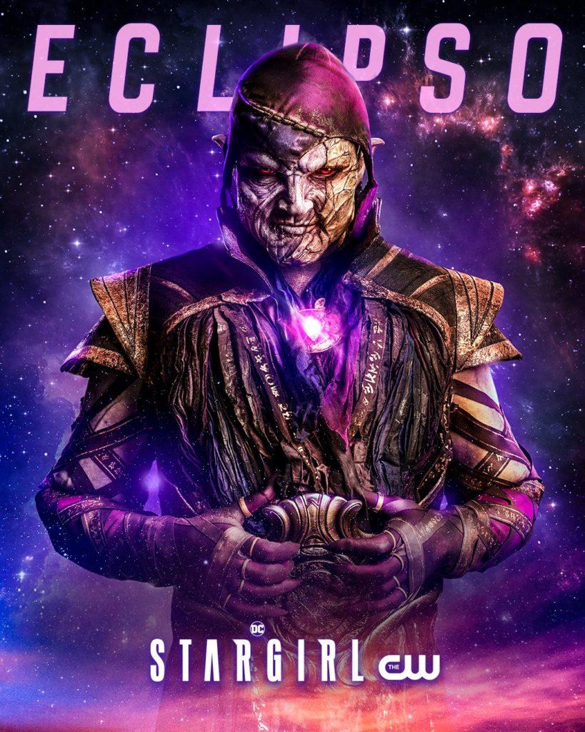 Primera imagen de Eclipso en la serie Stargirl