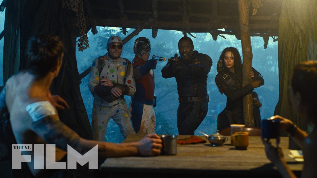 Nueva imagen de The Suicide Squad publicada por Total Film