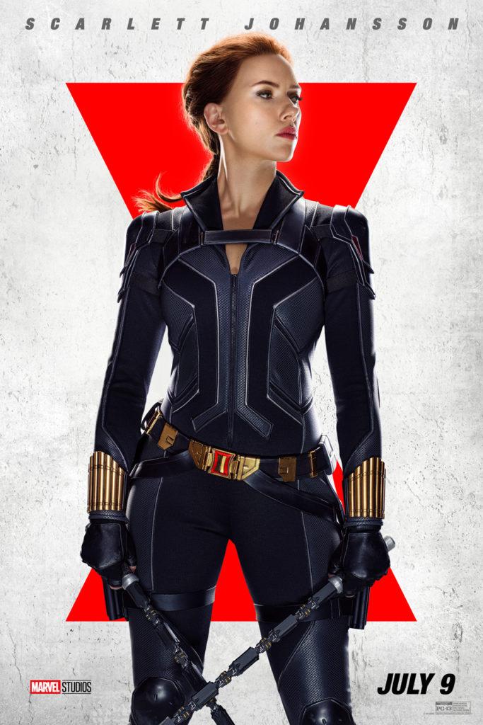 Natasha Romanoff en Black Widow