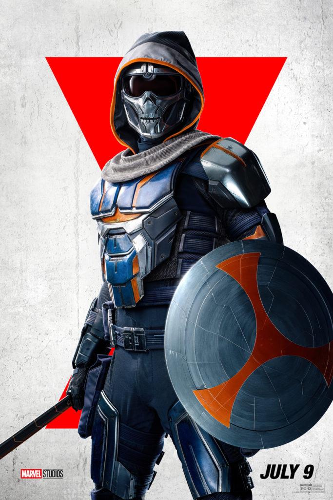 Taskmaster en Black Widow