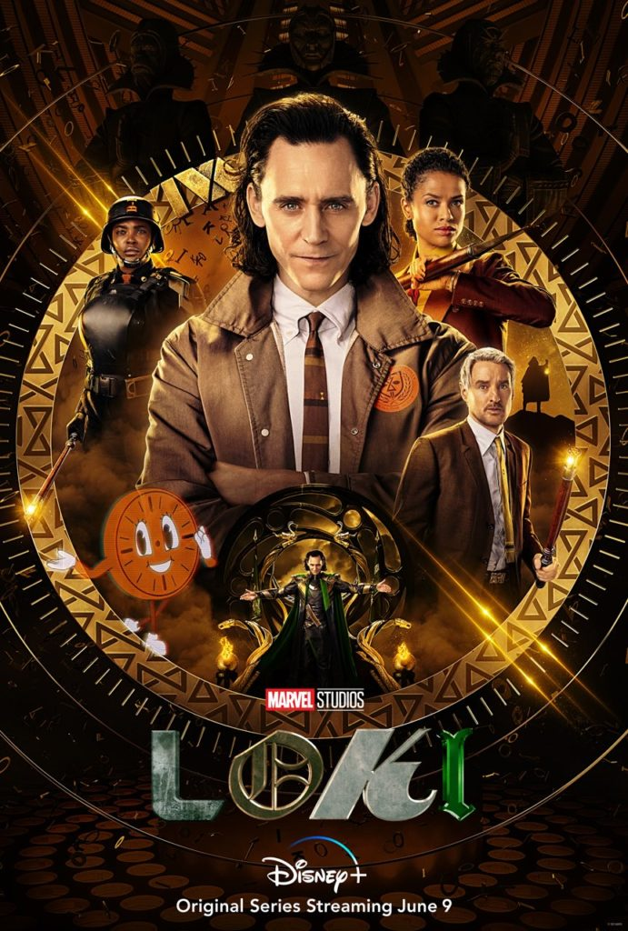 Nuevo póster de Loki
