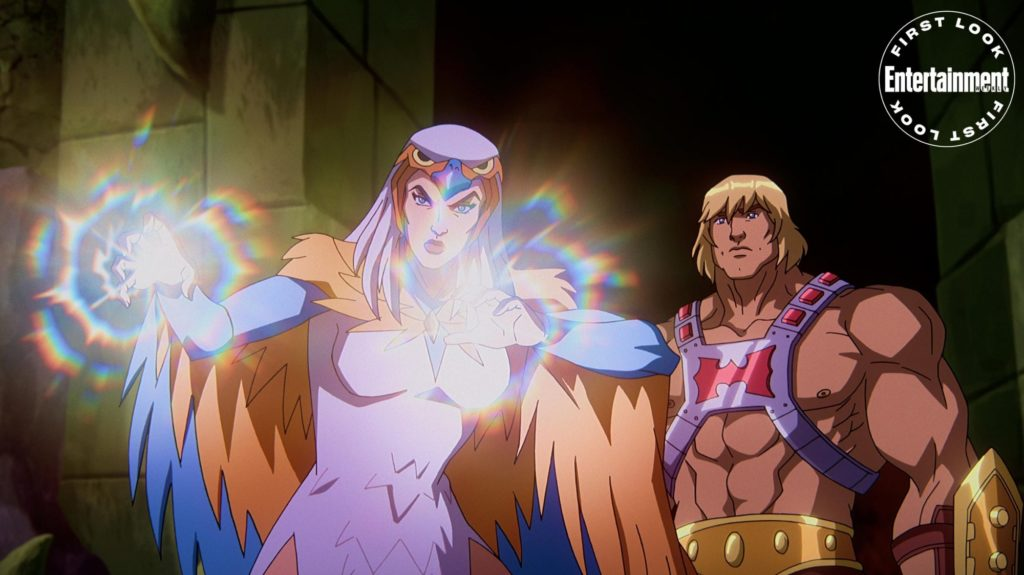 Imagen exclusiva de Masters of the Universe: Revelation