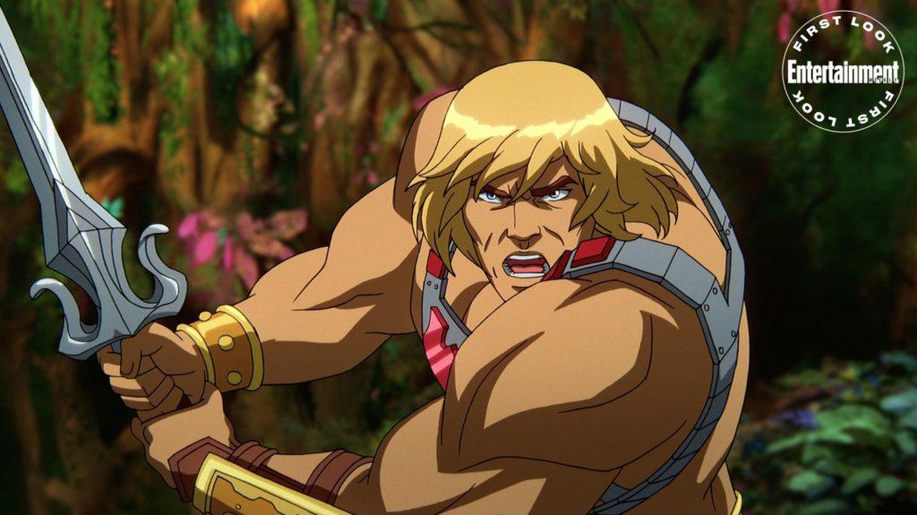 He-Man en Masters of the Universe: Revelation