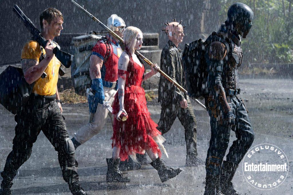 Imagen exclusiva de The Suicide Squad de James Gunn publicada por Entertainment Weekly
