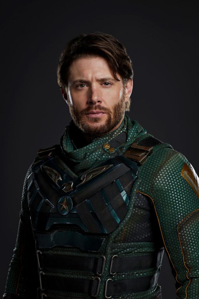 Primera imagen de Jensen Ackles como Soldier Boy en The Boys